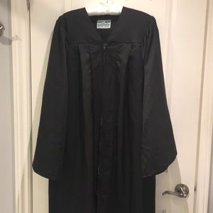 Graduation gown - for height 5'6-5'8 size 51